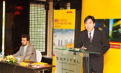 DHL mở văn phòng tại Hà Nội