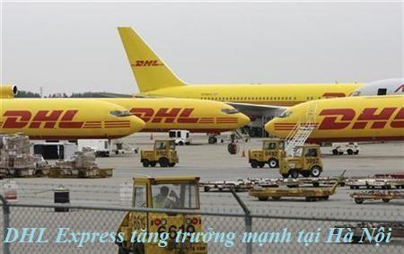 DHL Express tăng trưởng mạnh tại Hà Nội
