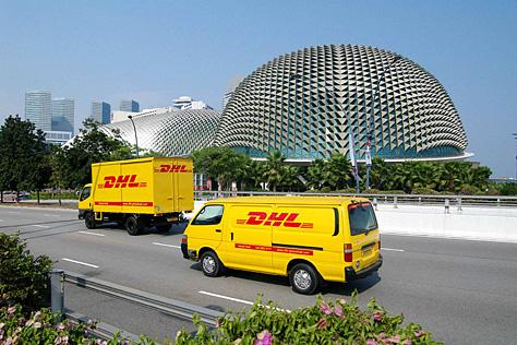 DHL Express tăng gấp đôi lợi nhuận