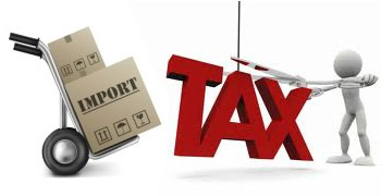 Cách tính thuế hàng hóa chuyển phát nhanh