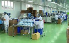 Gửi khẩu trang y tế, khẩu trang vải đi quốc tế MỸ, EU
